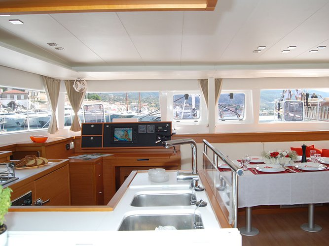 Boat for rent Lagoon 45.0 feet in Alimos, Athens, Greece, Greece