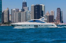 thumbnail-1 Azimut 62.0 feet, boat for rent in Chicago, IL