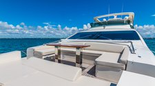 thumbnail-3 Azimut 85.0 feet, boat for rent in Miami,