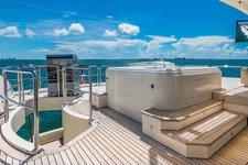 thumbnail-9 Azimut 85.0 feet, boat for rent in Miami,