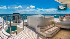 thumbnail-15 Azimut 85.0 feet, boat for rent in Miami,