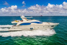 thumbnail-2 Azimut 85.0 feet, boat for rent in Miami,