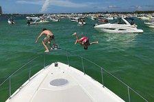 thumbnail-12 Cruiser Yacht 40.0 feet, boat for rent in Hallandale Beach,