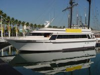Have fun in Long Beach  aboard this beautiful party vessel