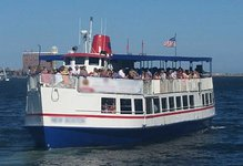 Explore Boston on Ultimate Party Vessel