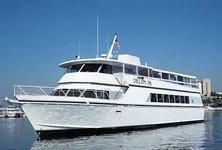 Cruise Marina Del Ray onboard 105' motor yacht