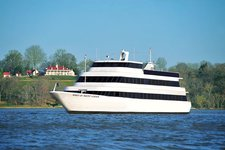 Experience the royalty in Washington aborad stunning motor yacht