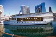 Cruise San Diego on one of the finest classic yachts