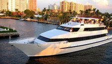 Charter this luxurious 137' motor yacht in Fort Lauderdale, Florida