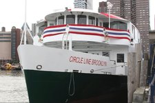 Explore New York onboard this gorgeous sightseeing vessel