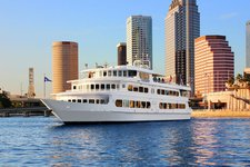 Enjoy cruising on Florida's largest dinning yacht