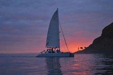 Enjoy the beautiful views in San Diego onboard this gorgeous catamaran