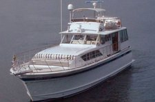 Have fun in Newport Beach on a 64' motor yacht