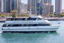 Celebrate an event aboard yacht ideal for party seekers