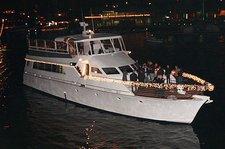 Rent a sleek motor yacht in Marina Del Ray