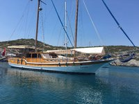 thumbnail-1 Wooden Ketch Gulet 65.0 feet, boat for rent in MUGLA, TR