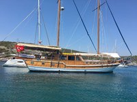 thumbnail-2 Wooden Ketch Gulet 65.0 feet, boat for rent in MUGLA, TR