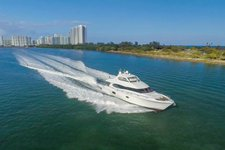 thumbnail-3 Lazzara 84.0 feet, boat for rent in MIAMI, FL