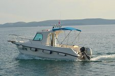 thumbnail-3 Reful 23.0 feet, boat for rent in Ugljan, HR