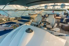 thumbnail-3 Sunseeker 82.0 feet, boat for rent in Miami Beach, FL