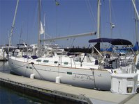 thumbnail-1 Beneteau 47.0 feet, boat for rent in Marina Del Rey,