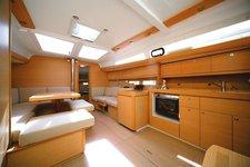 thumbnail-4 Dufour 41.0 feet, boat for rent in Ponta Delgada, PT