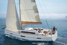 thumbnail-1 Dufour 41.0 feet, boat for rent in Ponta Delgada, PT