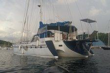 Beluga- well equipped steel trimaran