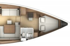 thumbnail-8 Jeanneau 44.0 feet, boat for rent in Marina Del Rey, CA