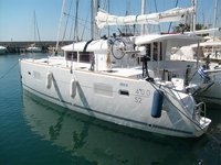 thumbnail-11 Lagoon 40.0 feet, boat for rent in Alimos, GR