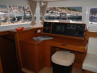 thumbnail-8 Lagoon 45.0 feet, boat for rent in Alimos, GR