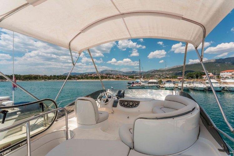 Motor yacht boat rental in Marina Split - ACI ,