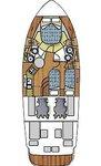 thumbnail-17 Azimut / Benetti Yachts 39.0 feet, boat for rent in Zadar region, HR