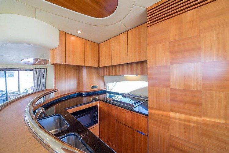 Motor yacht boat rental in Komolac, ACI Marina Dubrovnik,