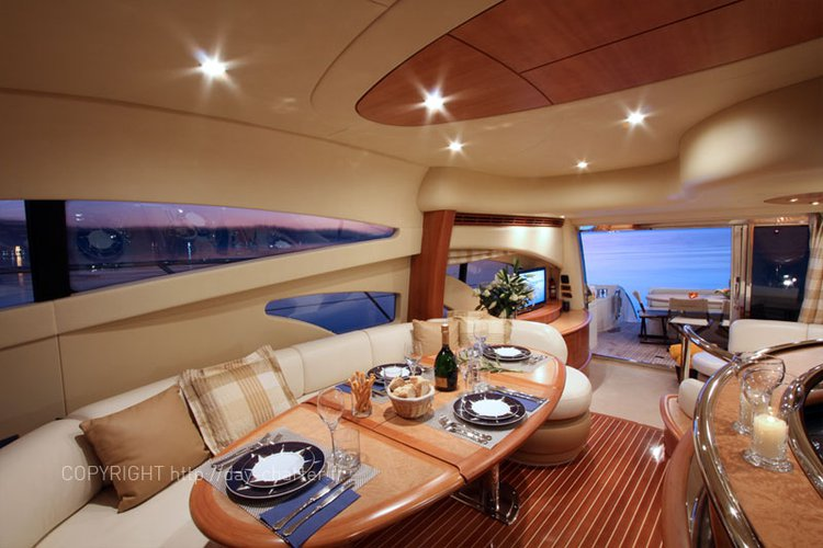 Boat for rent Azimut / Benetti Yachts 68.0 feet in Marina Split - ACI ,