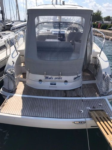 Discover Zadar region surroundings on this Bavaria Sport 32 Bavaria Yachtbau boat