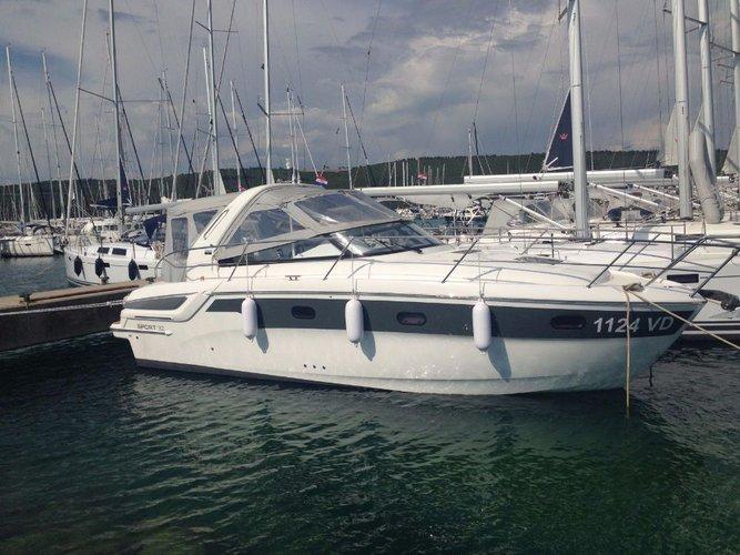 Boat for rent Bavaria Yachtbau 33.0 feet in Marina Dalmacija, Sukosan,