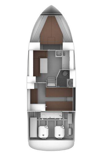 Bavaria Yachtbau's 35.0 feet in Kvarner