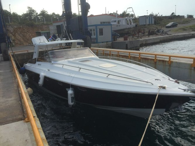 Boat for rent Bruno Abatte 41.0 feet in Šibenik region, Croatia