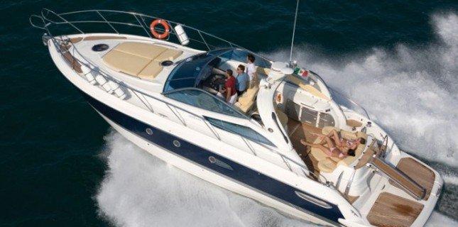 Rent this Cranchi for a true nautical adventure