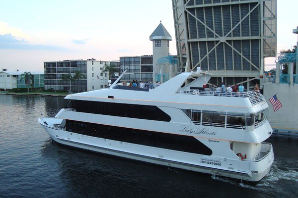 Motor yacht boat rental in Delray Beach, FL