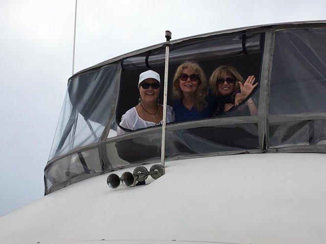 Motor yacht boat rental in Oxnard, CA