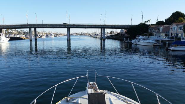 Boating is fun with a Motor yacht in Oxnard