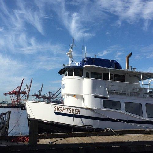 Motor yacht boat rental in Seattle, WA