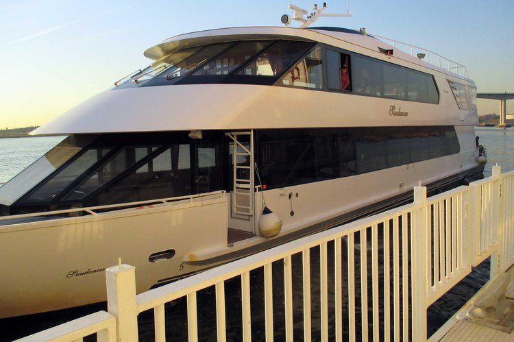 Motor yacht boat for rent in Hoboken