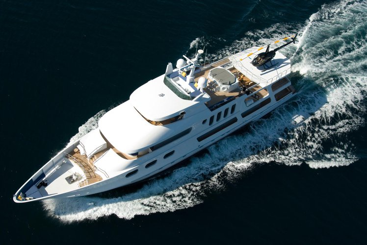 Super Yacht's 143.0 feet in Marina Del Rey