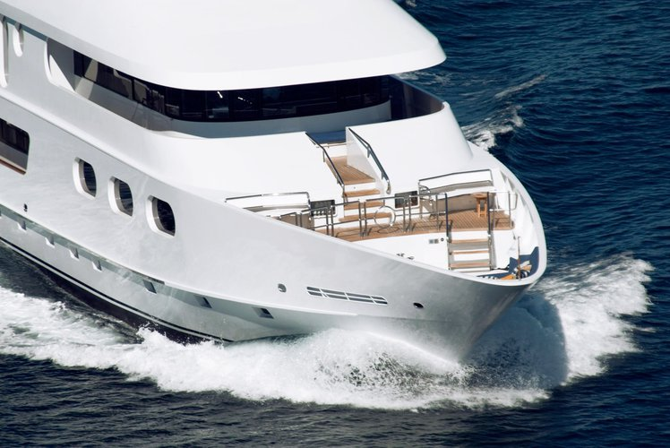 Boating is fun with a Mega yacht in Marina Del Rey