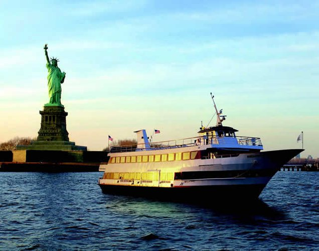 Up to 350 persons can enjoy a ride on this Motor yacht boat