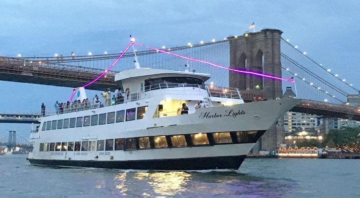 Explore New York onboard one of the best party vessel