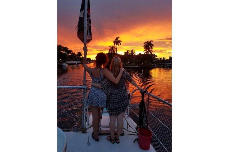 Catamaran boat rental in Fort Lauderdale,, FL